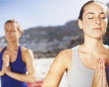 yoga to beat bad mood