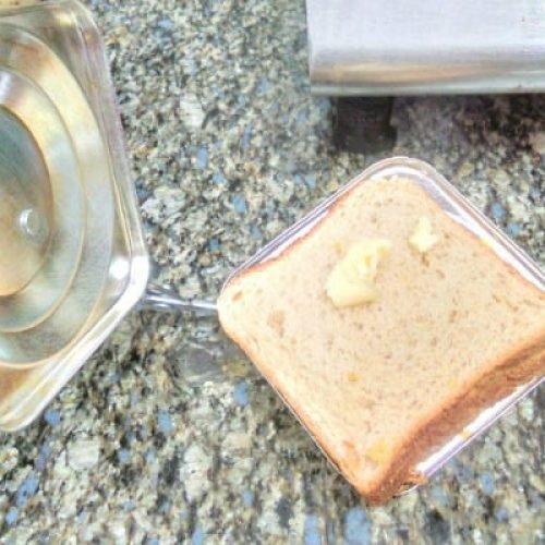 egg bhurji toast step by step