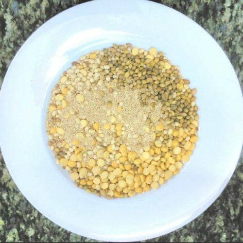 How to make Bisi Bele Bhath Powder