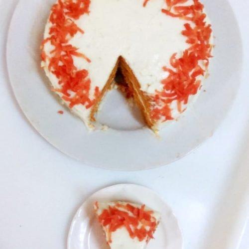 How to make Carrot Cake