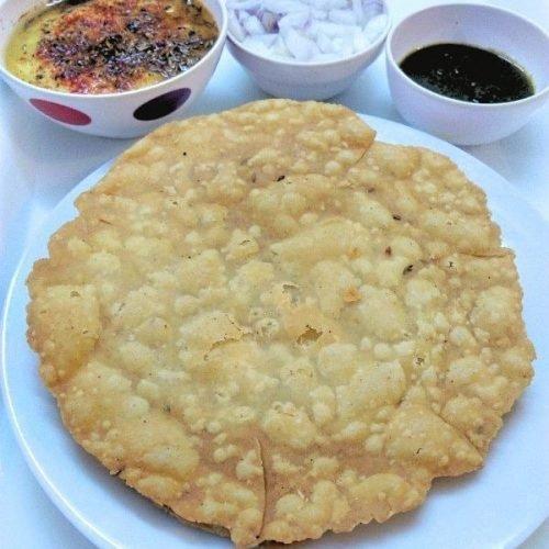 How to make Sindhi Dal Pakwan