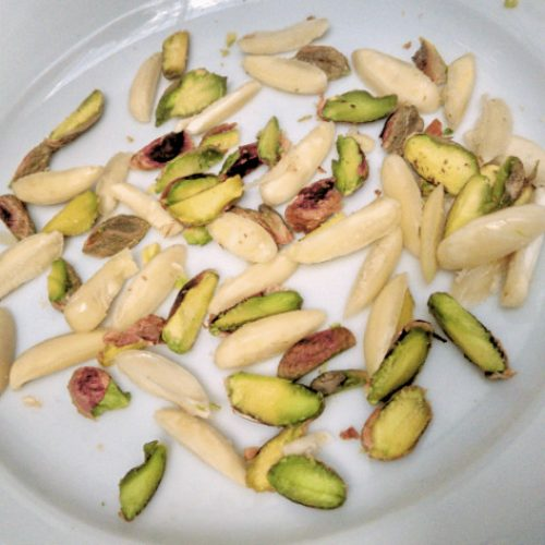 dry nuts for kheer