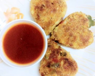 How to make Vegetable Cutlet